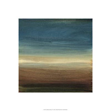 Abstract Horizon IV poster print by Ethan Harper