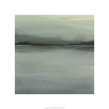 Abstract Horizon VI poster print by Ethan Harper