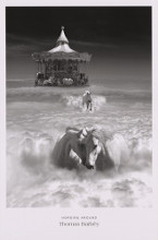 Horsing Around poster print by Thomas Barbey