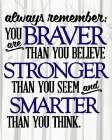 Always Remember poster print by Kimberly Allen