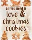 All you Need poster print by Kimberly Allen
