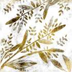 Botanical in Gold 1 poster print by Allen Kimberly