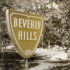 Beverly Hills poster print by Allen Kimberly