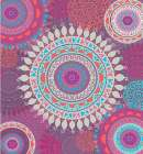 Boho Spheres 3 poster print by Candace Allen
