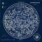 Celestial Blueprint poster print by Sue Schlabach