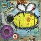 Bee Youtiful poster print
