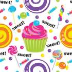 Candy Craze VI poster print by  ND Art and Design