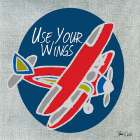 Airplane I poster print