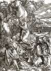 The Great Passion poster print by Albrecht Durer