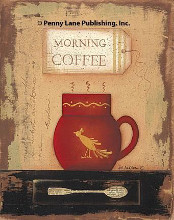 Morning Coffee poster print by Jill Ankrom