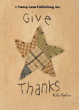 Give Thanks poster print by Lori Maphies
