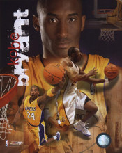 Kobe Bryant - 2006 Portrait Plus poster print by  Unknown