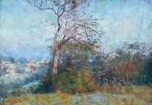 Autumn Afternoon poster print by Fredrick McCubbin