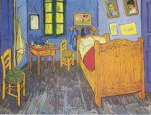 Vincents bedroom at Arles poster print by Vincent van Gogh