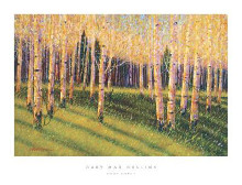 Aspen Light (Left) poster print by Gary Max Collins
