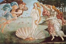 Birth Of Venus poster print