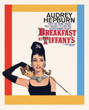 Breakfast At Tiffany's-One-She poster print by  Unknown