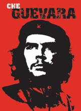 Che Guevara poster print by  Unknown