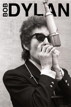 Bob Dylan - Harmonica poster print by  Unknown