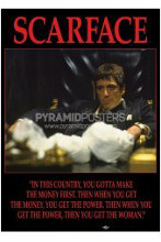 Scarface (Power) poster print by  Novelty