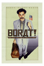 Borat poster print by  Novelty