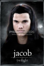 Twilight (Jacob) poster print by  Novelty