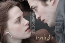Twilight (Edward & Bella 2) poster print by  Novelty