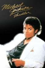 Michael Jackson (Thriller Classic) poster print by  Novelty