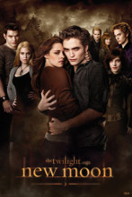 Twilight - New Moon poster print by  Novelty