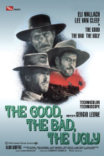 The Good The Bad & The Ugly poster print by  Novelty