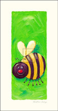 Bugs I poster print by K Mawdsley