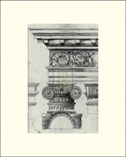 English Architectural I poster print by  Unknown