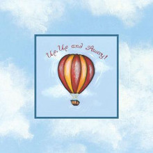 Up, Up And Away poster print by Stephanie Marrott