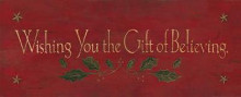 Wishing You The Gift poster print by Stephanie Marrott