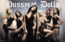 Pussycat Dolls Sexy poster print by  Music Poster