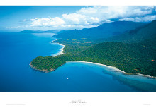 Cape Tribulation - Qld poster print by Steve Parish