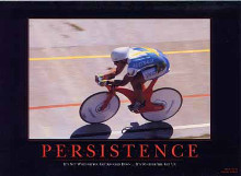 Persistence (Shane Kelly) poster print