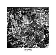 New York By Night poster print by Henri Silberman