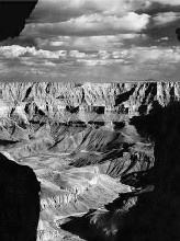 Grand Canyon National Park poster print by Monochrome Gallery