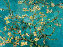 Mandorlo In Fiore poster print by Vincent van Gogh