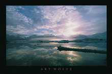 Spring Thaw Alaska poster print by Art Wolfe