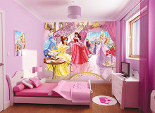 Fairy Princess poster print by  Walltastic