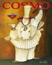 Cosmo For You poster print by Jennifer Garant
