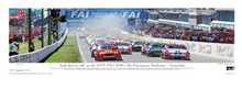 Bathurst 99 poster print by Phil Gray